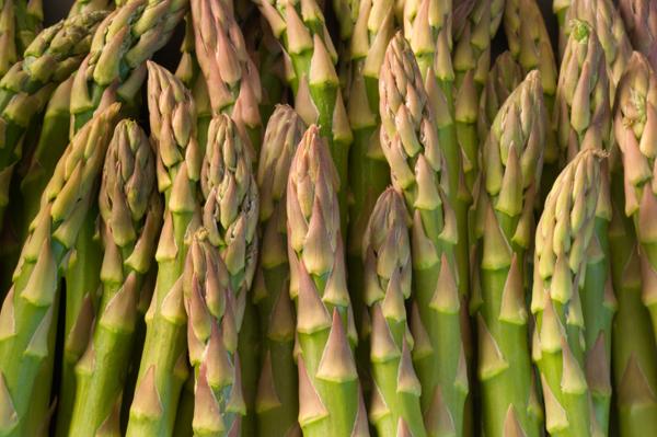 Asparagus is ready at McCormack Farms