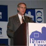 NFU President Roger Johnson (National Farmers Union, Flickr)