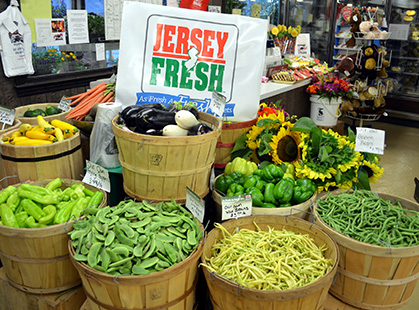 Jersey Fresh event kicks off state-wide festivities
