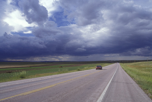 Warmer climate could mean stronger storms