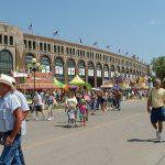 iowa state fair grandstand