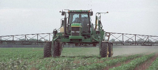 Pesticide applicator recertification credits