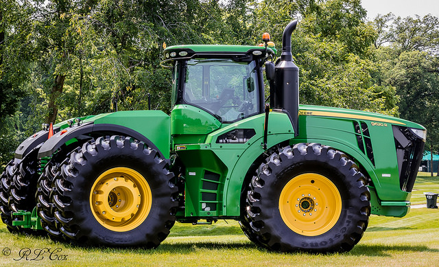 Tractor and machinery safety certification