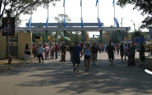 minnesota state fair gate
