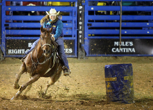K State Rodeo Returns To Weber Arena Morning Ag Clips