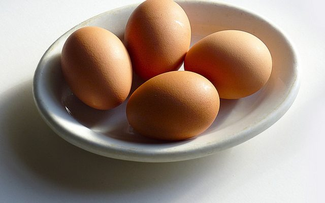 What you should know about organic eggs