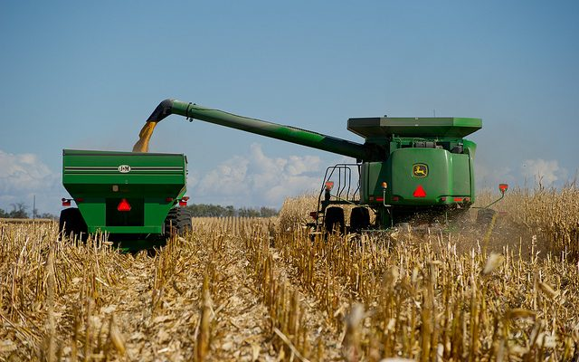 Returning to the new era corn price mid-point
