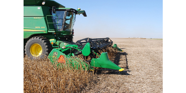 Dozens help harvest soy crop of farmer who died