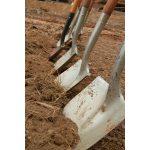 shovels, groundbreaking