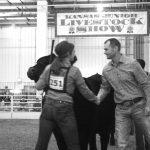 During the state's largest youth livestock show, held September 30 through October 2 in Hutchinson, 702 4-H and FFA members from 88 counties exhibited a record 1,515 head of livestock. (Kansas Livestock Association via Facebook)