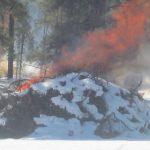 winter burning