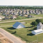 A discussion of urbanization and conversion of producted farmland will take place at the University of Nebraska–Lincoln this spring. (Photo by Lynn Betts, USDA Natural Resources Conservation Service)
