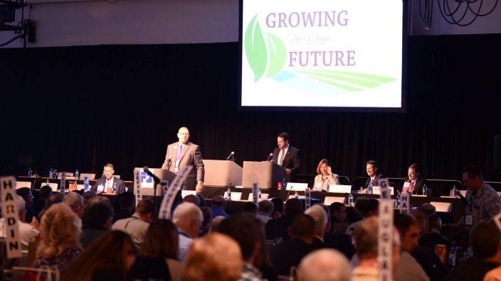 Farm Bureau delegates set policies for coming year