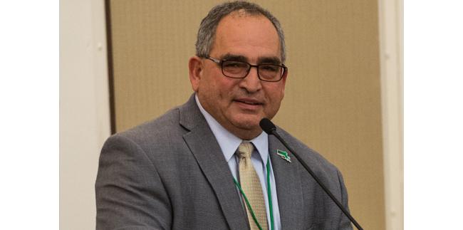 MFBF President Ed Davidian