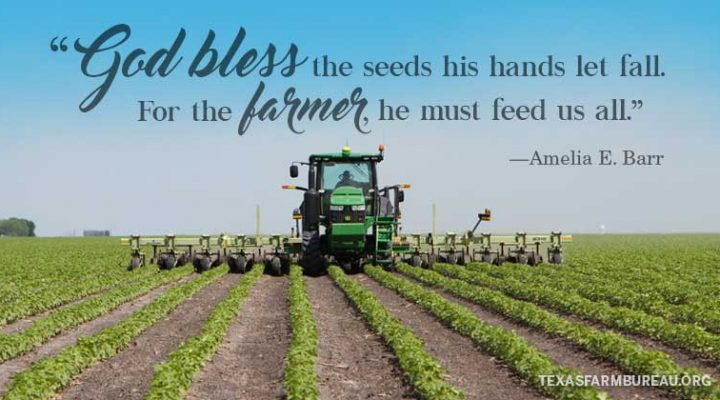 'The Farmer' ad tells story of agriculture