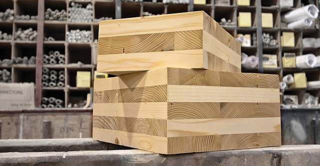 New timber technology helps industry