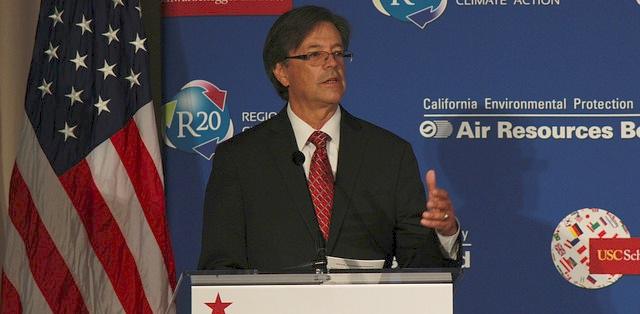 CalEPA Secretary Matt Rodriquez (California Air Resources Board, Flickr/Creative Commons)