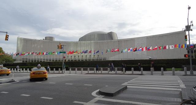 Texas Tech professor heads to UN
