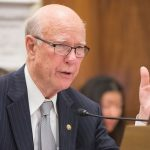 U.S. Senator Pat Roberts, R-Kan. (U.S. Department of Agriculture, Flickr/Creative Commons)