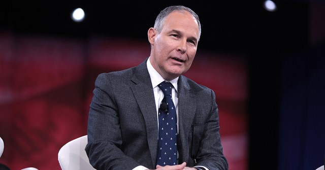AFBF strongly endorses Pruitt for EPA