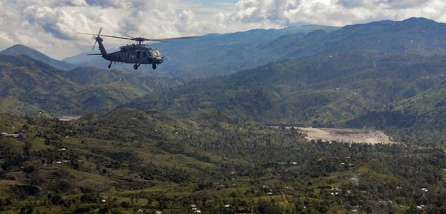 Haiti food stocks low after storm