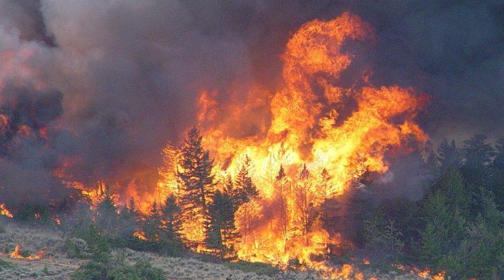 High fire danger across Oklahoma