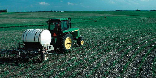 Nitrogen and phosphorous management