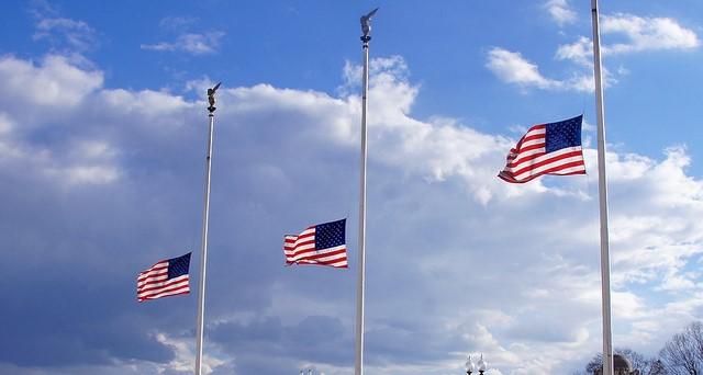 Half-staff flag tribute for Dr. Petrucci Jan. 4