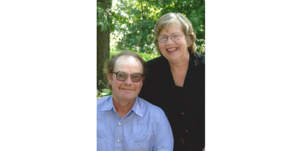 John and Beverly Gilbert of Gibralter Farms. (Courtesy of Practical Farmers of Iowa)