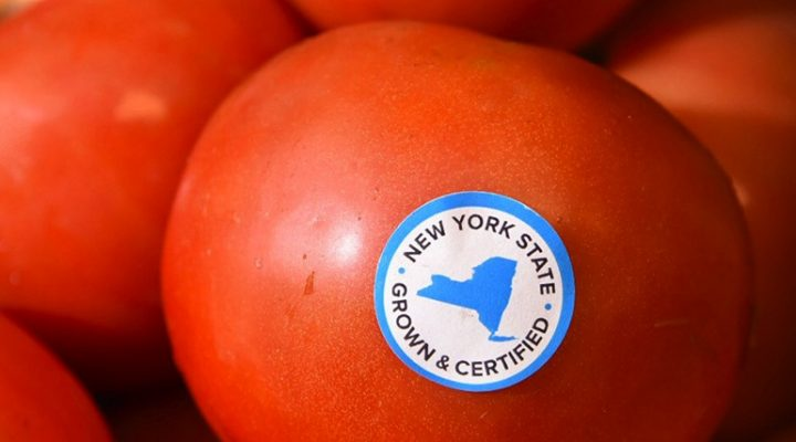 Markets promote NYS Grown & Certified