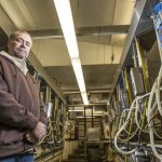 Ronald Erskine, professor of large animal clinic sciences will study herd-specific employee education and training for milk protocols. (Michigan State University)