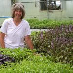Raising cut flowers can be a profitable way for farmers to diversify their farm enterprises, add value to existing marketing channels like CSA boxes or farm stands, and access a growing niche market, according to experienced flower farmer Jeanie McKewan. (Courtesy of Practical Farmers of Iowa)