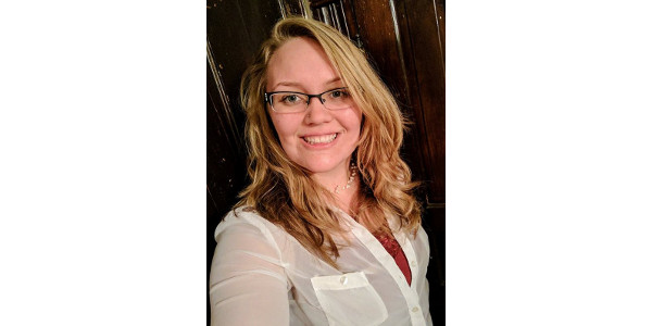 Maggie Brunmeier of Bayard, Neb., has been named Aggie of the Month at the Nebraska College of Technical Agriculture at Curtis. (Courtesy of NCTA)