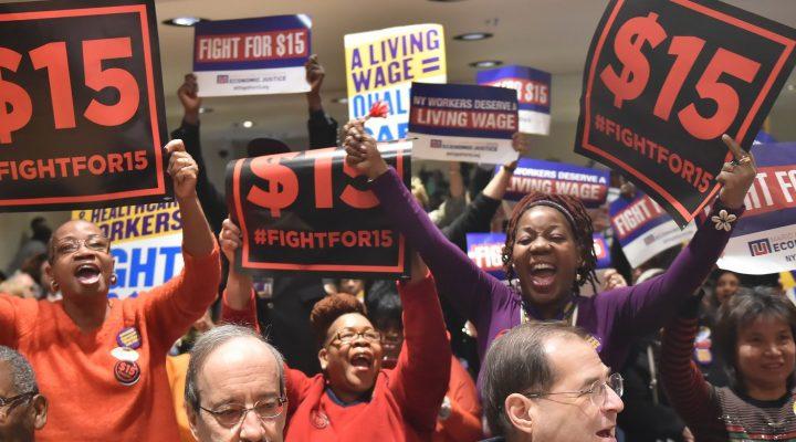 Cuomo on minimum wage increase