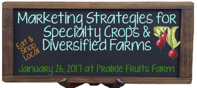 Specialty crop marketing workshop