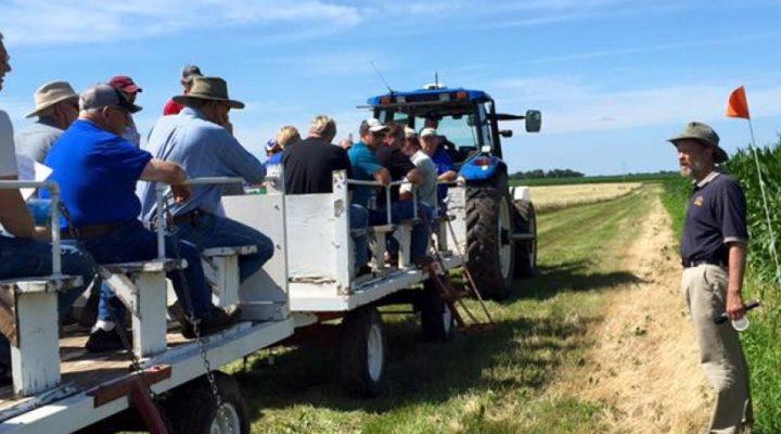 Southeast Research Farm Field Day 2016