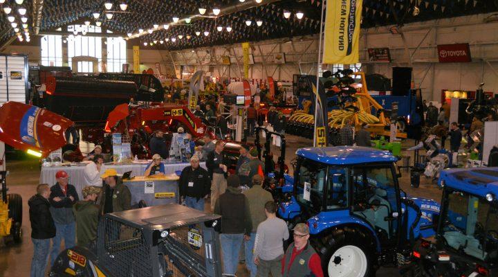 New York Farm Show, Feb. 23-25