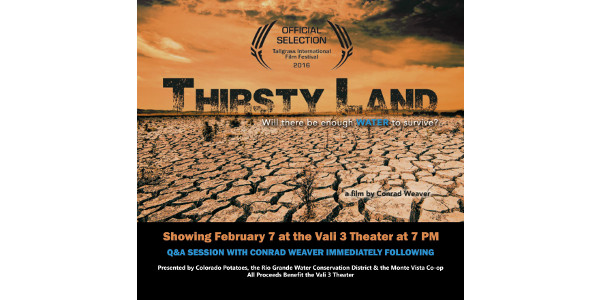 Thirsty Land movie showing