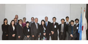 FAO and Japan foster strong partnership
