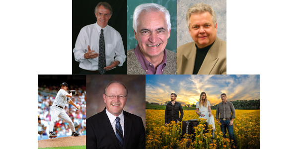 The headliners and keynotes include: Dr. David Kohl, Dr. Lowell Catlett, Tom Thibodeau, Jim Abbott, Bob Meyer, and The Henningsens. (Courtesy of PDPW)