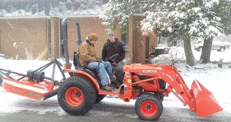 Tractor safety course for youth