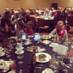 On Tuesday evening, January 17th during the Colorado Cattlemen's Foundation Banquet, awards were presented to individuals who have made a significant impact on the industry. (Colorado Cattlemen's Association)