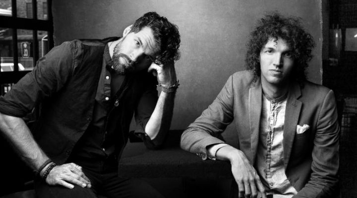 The duo for KING & COUNTRY is comprised of Australian brothers Joel and Luke. (Courtesy of Clay County Fair)