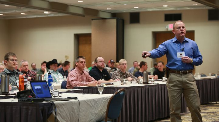 The Sustainable Farming Association's innovative Midwest Soil Health Summit, set for Feb. 15-16, 2017, at Bigwood Event Center in Fergus Falls, Minn., features soil health experts and farm leaders for two days of advanced soil health training and farmer networking. (Courtesy of Sustainable Farming Association)