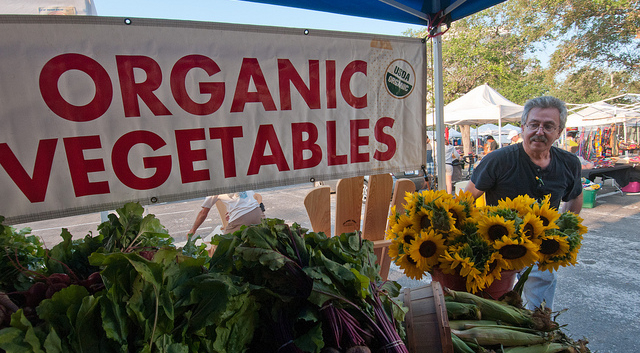 Organic industry gears up for Farm Bill