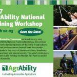 AgrAbilityWorkshop