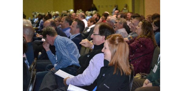 The Dairy Calf and Heifer Association conference