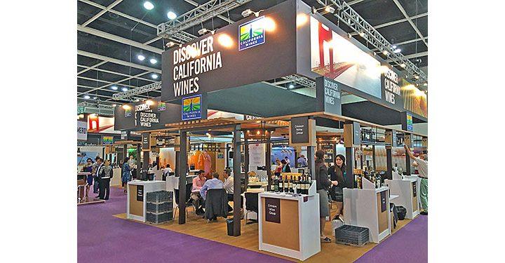 California wine exports break record