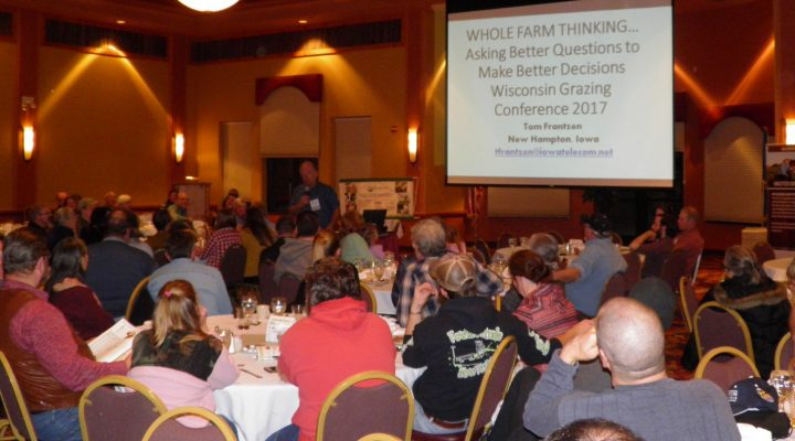 GrassWorks hosted its 25th Annual Grazing Conference at the Chula Vista Resort in Wisconsin Dells from February 2-4. (Courtesy of GrassWorks)