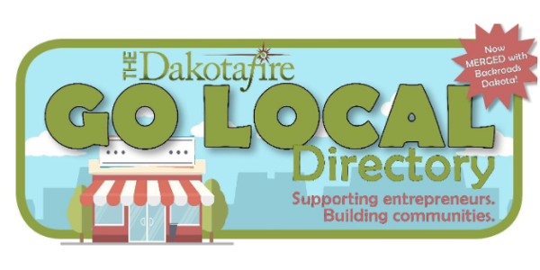 The Dakotafire Go Local Directory includes a printed directory, an online (and mobile-friendly) directory, online content, and a Facebook page.